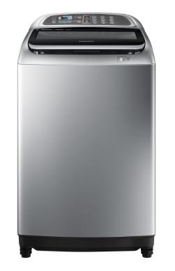 เครื่องซักผ้าฝาบน Samsung รุ่น WA14J6730SS ความจุ 14 กก.